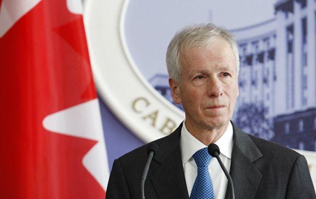Фото: премьер-министр Канады