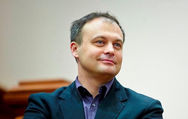 Фото: спікер парламенту Молдови Андріан Канду