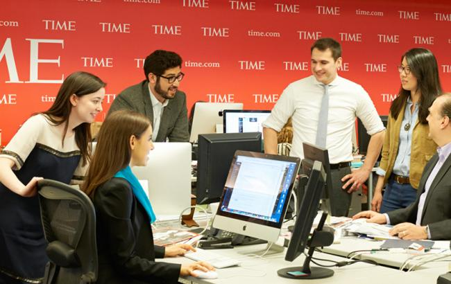 Горбачев написал для журнала Time статью про В. Путина