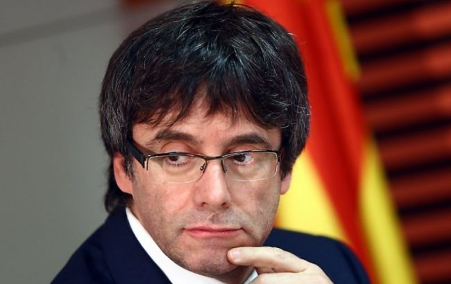 Фото: новый лидер Каталонии Карлес Пиджмон