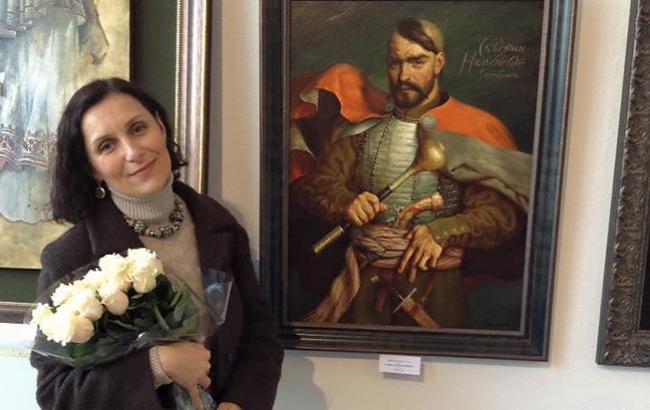 Фото: Выставка портретов гетманов (facebook.com-natalia.pavlusenko)
