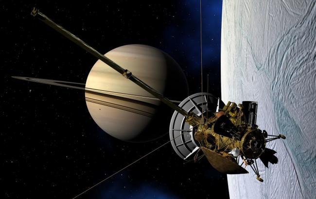 Фото: Космическая станция Cassini (spaceflightinsider.com)
