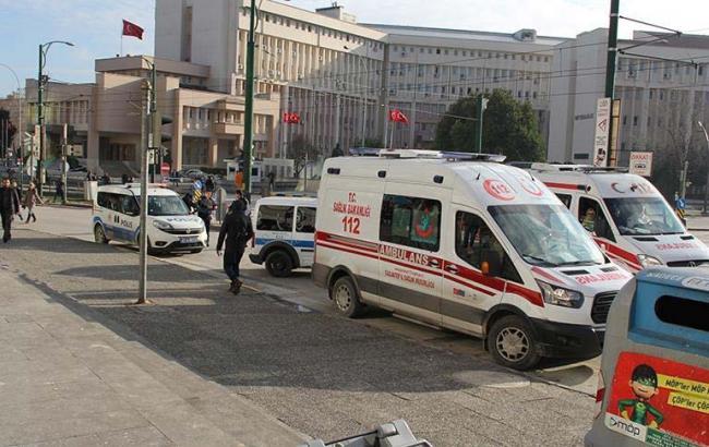 Фото: в Турцииликвидировали террориста-смертника