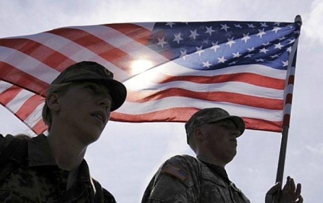 Фото: американские военные