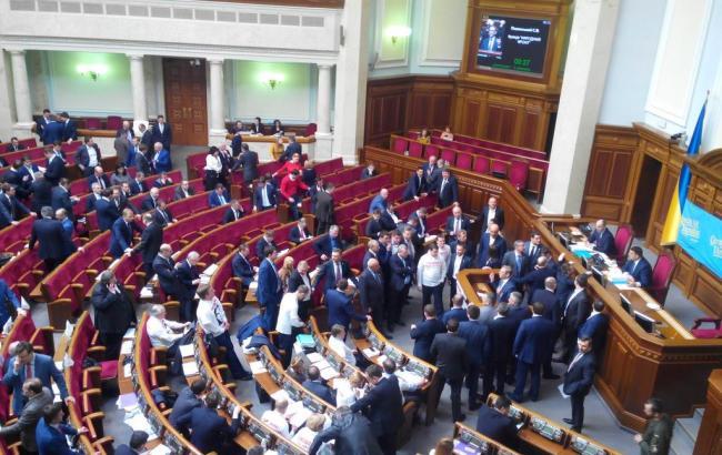 Трибуна Ради буде заблокована до створення ТСК по тарифам, - нардеп