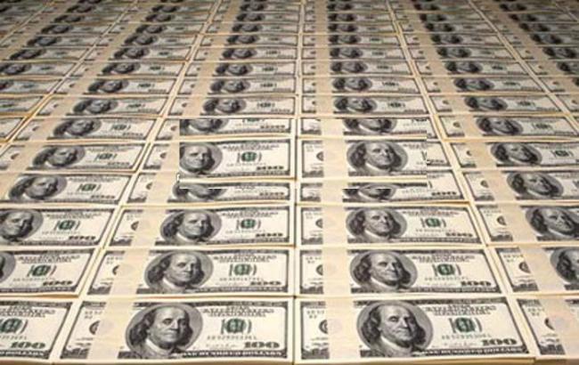 Средневзвешенный курс доллара на межбанке 23 апреля составил 22,53 грн/долл, - НБУ