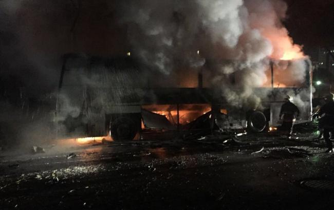 Фото: взрывы в Анкаре в 2016 году (twitter.com/islamic_RT)