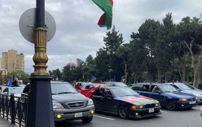 Битва за Шушу: Баку празднует победу, Ереван отрицает потерю города