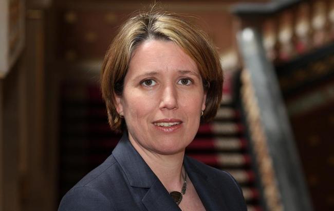 Новый посол Великобритании Джудит Гоф приедет в Украину 7 сентября
