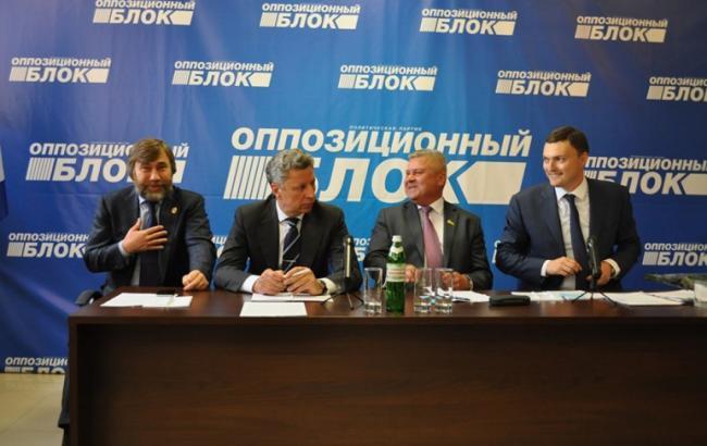 """Фото: """"Оппоблок"""" опубликовал финотчет партии"""