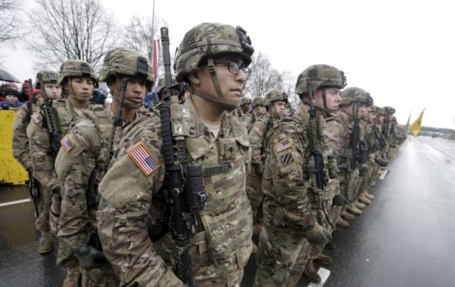 США готовы удвоить военный контингент вСирии