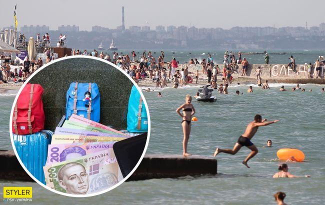 Цены на отдых в Украине начали снижаться: что предлагают на популярных курортах