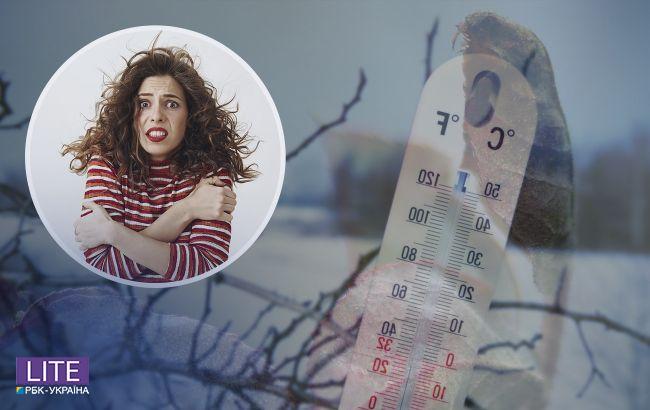 Перепади від -7 до +10 градусів: синоптики попередили про різку зміну погоди
