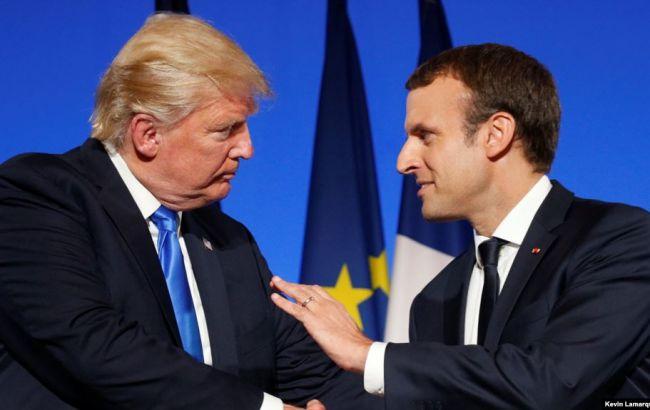Трамп пригрозив санкціями проти Франції через мита на IT-компанії США