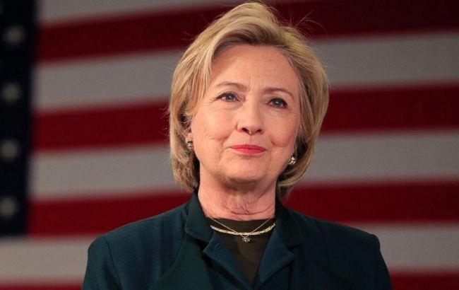 Фото: кандидат в президенти США Хілларі Клінтон