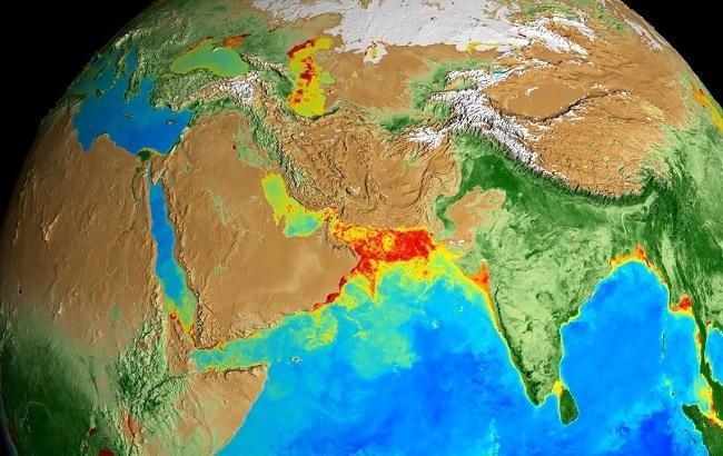 Фото: Земля из космоса (кадр из видео Youtube-канала NASA Goddard)
