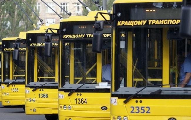 Київ з лютого підвищить в два рази ціни на проїзд, - депутат