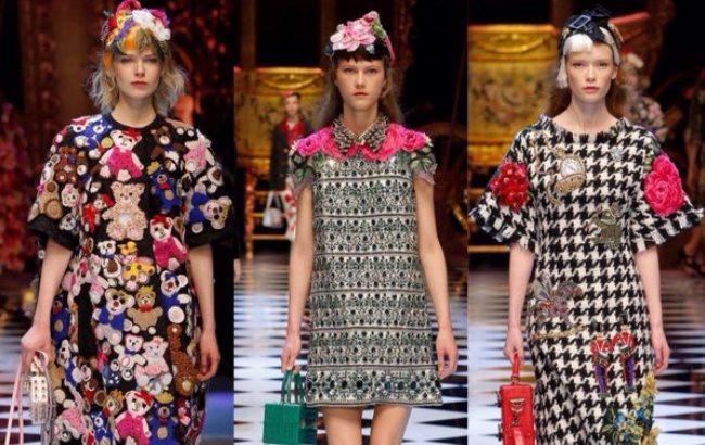 В гостях у сказки: Dolce&Gabbana повеселили новой коллекцией с котиками, мышками и цветами