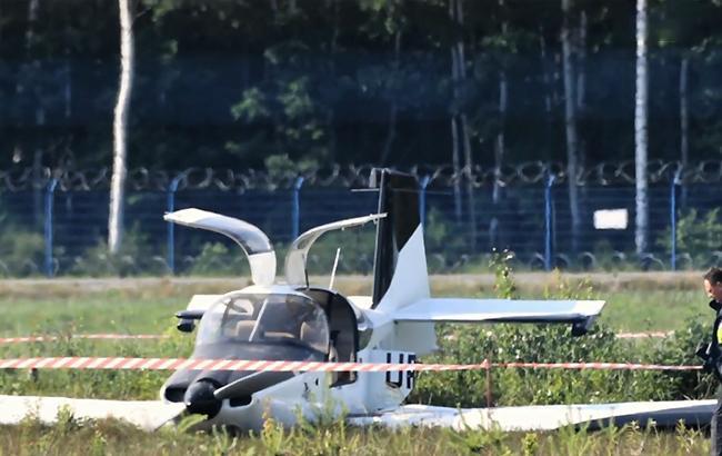 У Польщі розбився український легкомоторний літак, є постраждалі