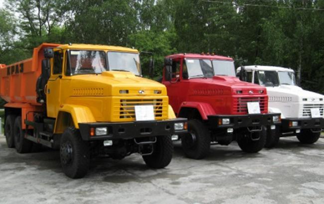 """""""АвтоКрАЗ"""" у 2014 р. виробив і реалізував рекордну за останні 6 років кількість автотехніки"""
