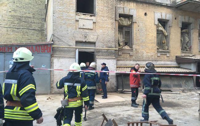 Будівельні роботи в аварійному будинку на Хмельницького відбувалися з порушенням техніки безпеки