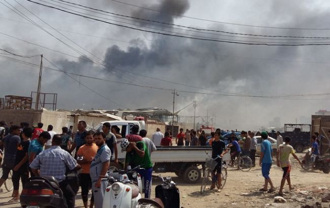 В Іраку прогриміли два вибухи, є жертви