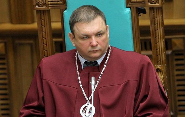 Уровень доверия украинцев к судебной власти уменьшился за последние годы, - глава КСУ