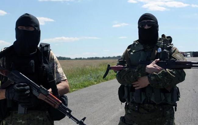 В Луганской области боевики запугивают избирателей, чтобы те не голосовали на выборах Рады, - СНБО