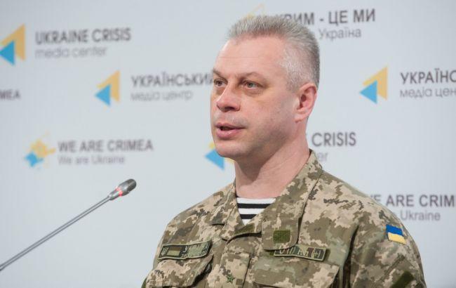 В зоні АТО за добу загинув 1 військовий, 4 поранені, - АПУ