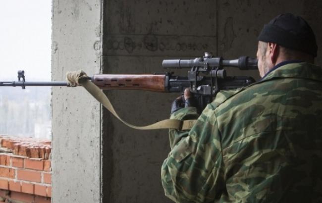 Боевики начали обстреливать Донецк, есть жертвы среди населения, - пресс-центр АТО