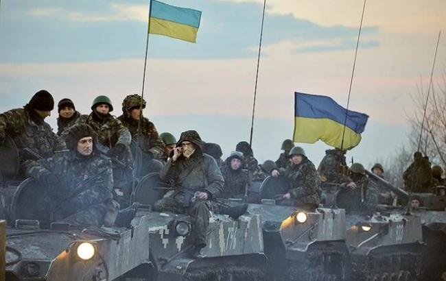 Бойовики протягом доби найбільше обстрілювали сили АТО біля Донецька