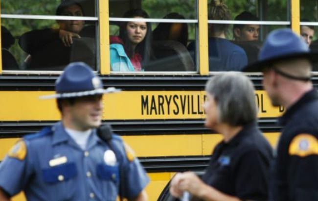В школе США два человека погибли при стрельбе