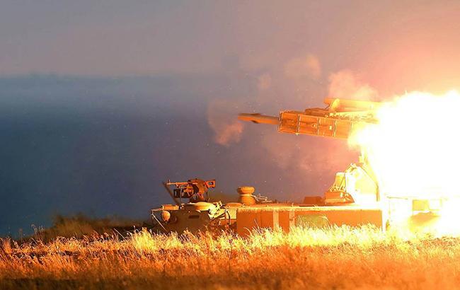 Міноборони повідомило про 50 обстрілів на Донбасі