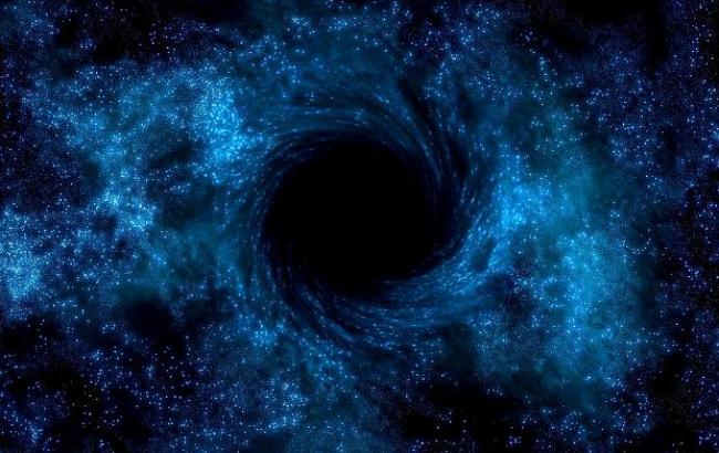 В мережі опублікували знімок чорної діри,який порушує закони фізики