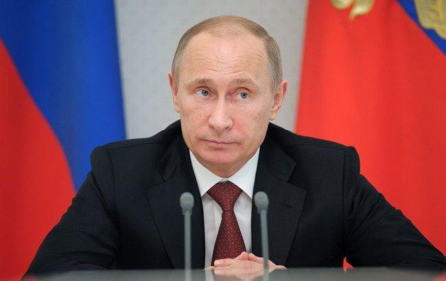 Карикатурист з РФ зобразив реакцію Путіна на мітинги