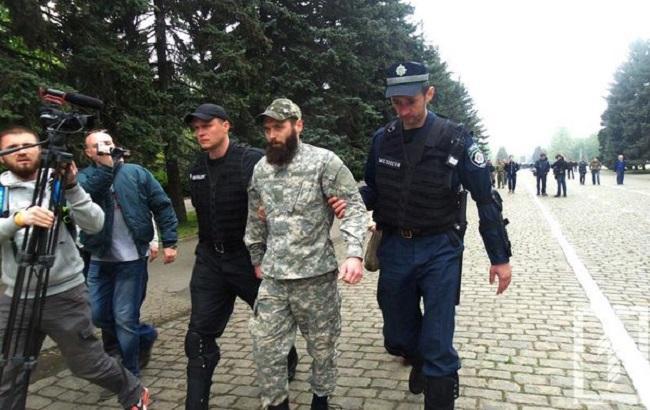 Стычка на Куликовом поле в Одессе: подрались активисты с силовиками