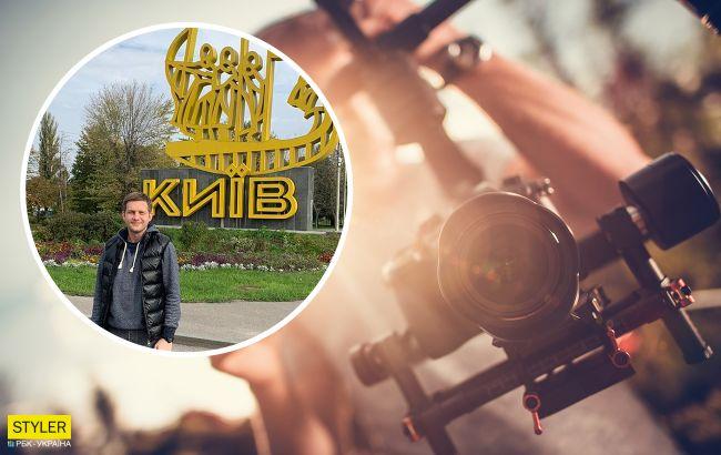 В Україну прилетів російський пропагандист, щоб знімати кіно