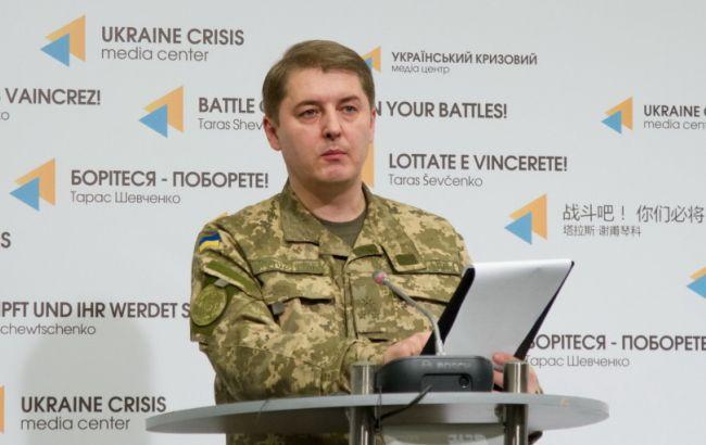 Штаб: всамом начале суток боевики три раза обстреливали силы АТО