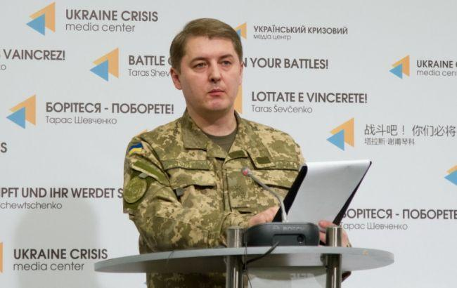 Взоне АТО 10декабря погибли трое украинских военных— Спикер Минобороны Мотузяник