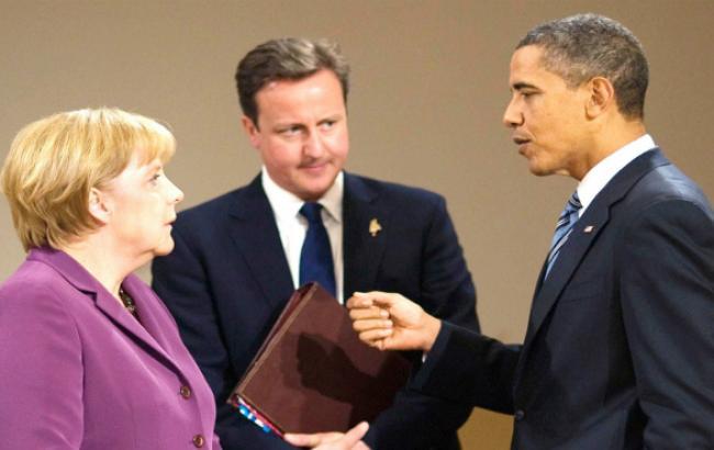 Обама и лидеры ЕС обсудят украинскую ситуацию 16 ноября