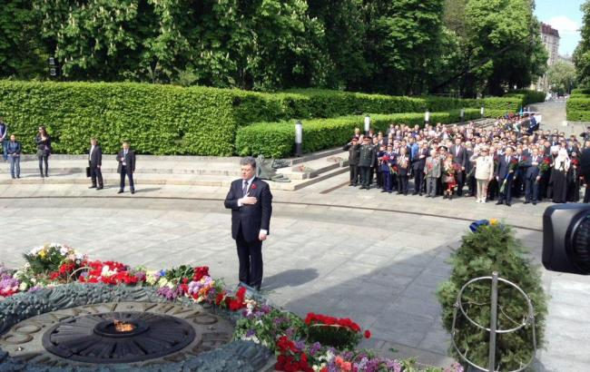 Украина сегодня празднует День Победы