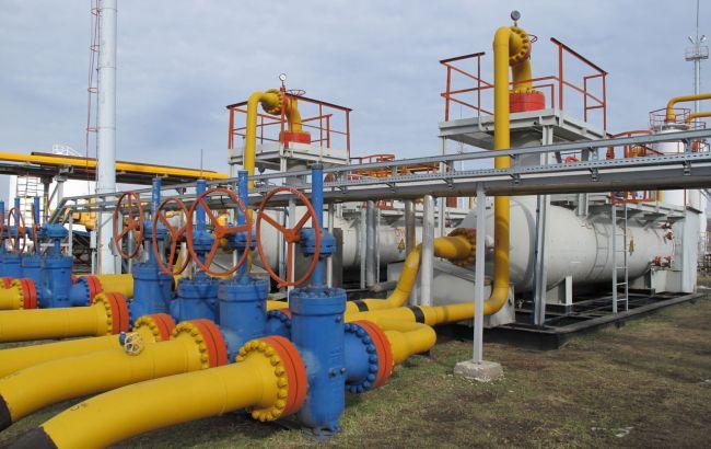 Запасы газа в ПХГ Украины увеличились на 0,15% - до 8,552 млрд куб. м
