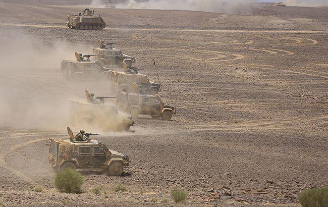 Фото: военные учения (centcom.mil)