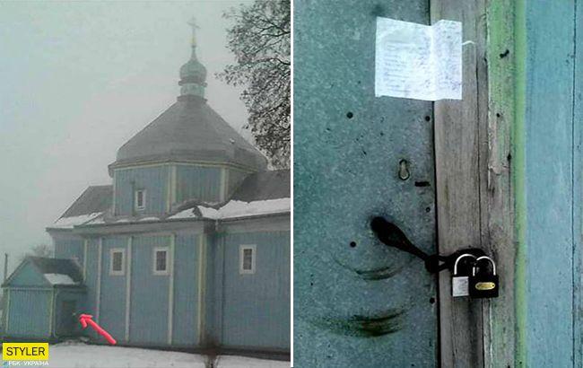 Церковний скандал: в Тернопільській області священик пішов проти громади