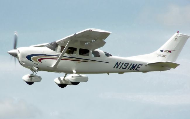 Фото: в Словении разбился шестиместный самолет