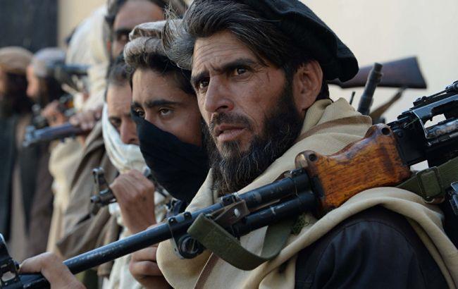 "Фото: боевики ""Талибана"""