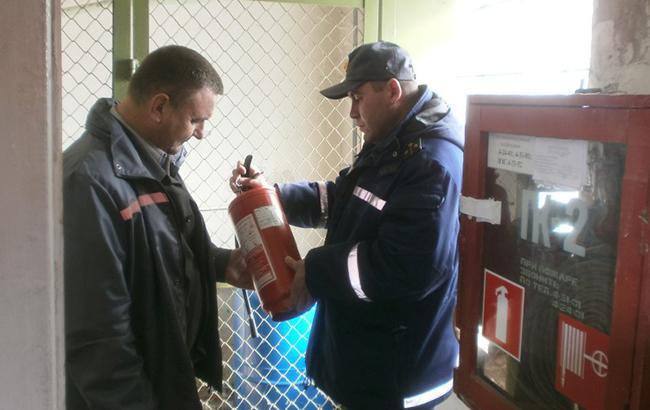 ДСНС в середині травня відзвітує щодо перевірки пожежної безпеки громадських закладів