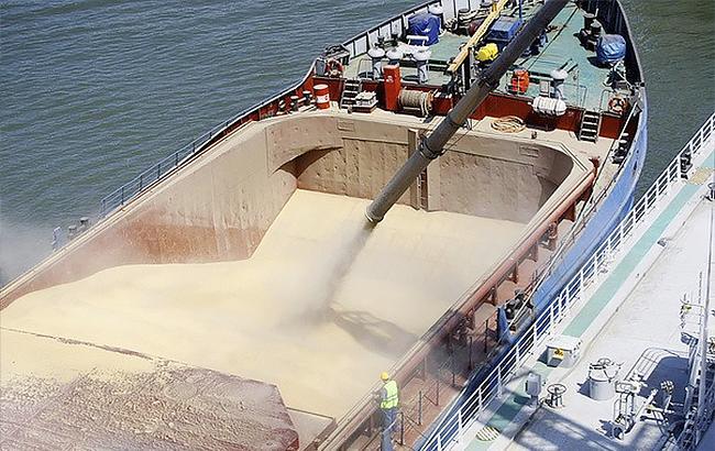 Фото: экспорт зерновых через порты Украины (cfts.org.ua)