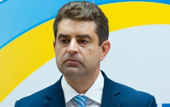 Фото: посол Украины в Латвии Евгений Перебийнис