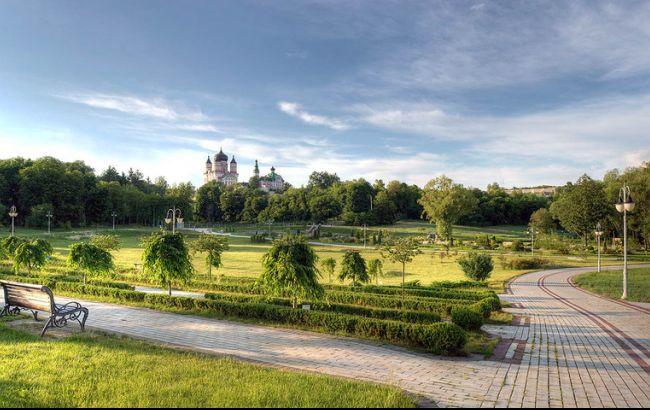 """Фото: парк """"Феофанія"""""""
